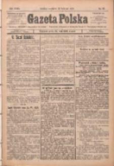 Gazeta Polska: codzienne pismo polsko-katolickie dla wszystkich stanów 1924.04.10 R.28 Nr85