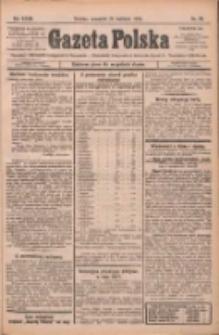 Gazeta Polska: codzienne pismo polsko-katolickie dla wszystkich stanów 1924.04.24 R.28 Nr96