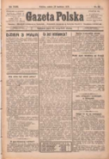 Gazeta Polska: codzienne pismo polsko-katolickie dla wszystkich stanów 1924.04.26 R.24 Nr98