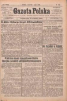 Gazeta Polska: codzienne pismo polsko-katolickie dla wszystkich stanów 1924.05.01 R.28 Nr102