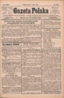 Gazeta Polska: codzienne pismo polsko-katolickie dla wszystkich stanów 1924.05.07 R.28 Nr106