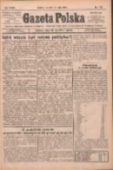Gazeta Polska: codzienne pismo polsko-katolickie dla wszystkich stanów 1924.05.13 R.28 Nr110