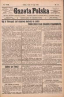 Gazeta Polska: codzienne pismo polsko-katolickie dla wszystkich stanów 1924.05.14 R.28 Nr111