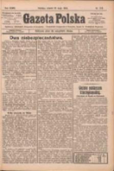 Gazeta Polska: codzienne pismo polsko-katolickie dla wszystkich stanów 1924.05.20 R.28 Nr116