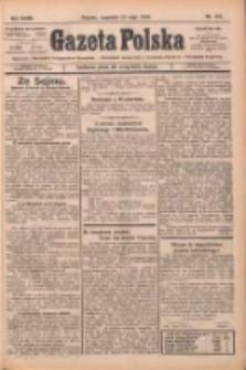 Gazeta Polska: codzienne pismo polsko-katolickie dla wszystkich stanów 1924.05.22 R.28 Nr118