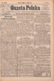 Gazeta Polska: codzienne pismo polsko-katolickie dla wszystkich stanów 1924.05.23 R.28 Nr119