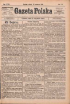 Gazeta Polska: codzienne pismo polsko-katolickie dla wszystkich stanów 1924.06.10 R.28 Nr132