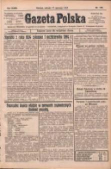 Gazeta Polska: codzienne pismo polsko-katolickie dla wszystkich stanów 1924.06.17 R.28 Nr138