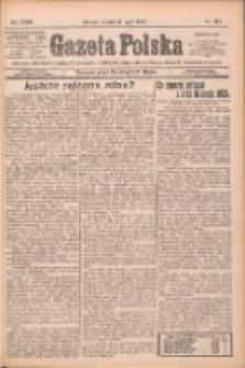 Gazeta Polska: codzienne pismo polsko-katolickie dla wszystkich stanów 1924.07.22 R.28 Nr167