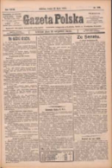 Gazeta Polska: codzienne pismo polsko-katolickie dla wszystkich stanów 1924.07.23 R.28 Nr168