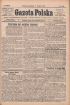Gazeta Polska: codzienne pismo polsko-katolickie dla wszystkich stanów 1924.08.11 R.28 Nr184
