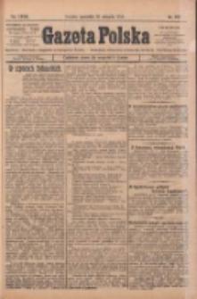 Gazeta Polska: codzienne pismo polsko-katolickie dla wszystkich stanów 1924.08.21 R.28 Nr192