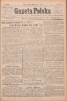 Gazeta Polska: codzienne pismo polsko-katolickie dla wszystkich stanów 1924.08.22 R.28 Nr193