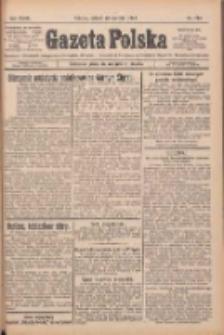 Gazeta Polska: codzienne pismo polsko-katolickie dla wszystkich stanów 1924.08.23 R.28 Nr194