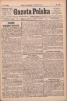 Gazeta Polska: codzienne pismo polsko-katolickie dla wszystkich stanów 1924.08.24 R.28 Nr195