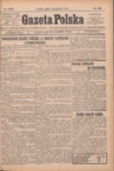 Gazeta Polska: codzienne pismo polsko-katolickie dla wszystkich stanów 1924.09.06 R.28 Nr206