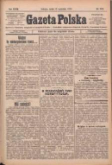 Gazeta Polska: codzienne pismo polsko-katolickie dla wszystkich stanów 1924.09.17 R.28 Nr215