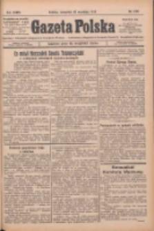 Gazeta Polska: codzienne pismo polsko-katolickie dla wszystkich stanów 1924.09.18 R.28 Nr216