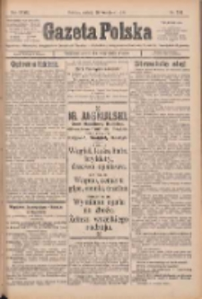 Gazeta Polska: codzienne pismo polsko-katolickie dla wszystkich stanów 1924.09.20 R.28 Nr218