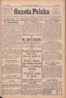 Gazeta Polska: codzienne pismo polsko-katolickie dla wszystkich stanów 1924.09.23 R.28 Nr220
