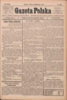 Gazeta Polska: codzienne pismo polsko-katolickie dla wszystkich stanów 1924.10.08 R.28 Nr233