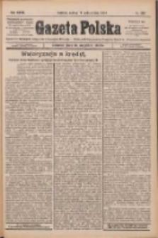 Gazeta Polska: codzienne pismo polsko-katolickie dla wszystkich stanów 1924.10.11 R.28 Nr236