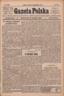 Gazeta Polska: codzienne pismo polsko-katolickie dla wszystkich stanów 1924.10.22 R.28 Nr245
