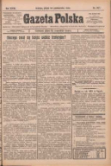 Gazeta Polska: codzienne pismo polsko-katolickie dla wszystkich stanów 1924.10.24 R.28 Nr247