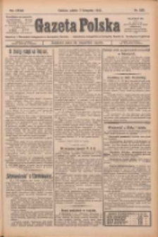 Gazeta Polska: codzienne pismo polsko-katolickie dla wszystkich stanów 1924.11.07 R.28 Nr258