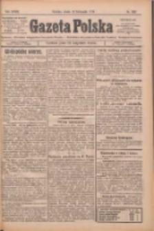 Gazeta Polska: codzienne pismo polsko-katolickie dla wszystkich stanów 1924.11.12 R.28 Nr262