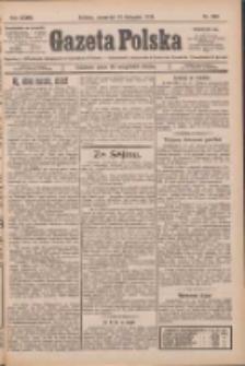 Gazeta Polska: codzienne pismo polsko-katolickie dla wszystkich stanów 1924.11.13 R.28 Nr263