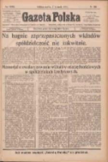 Gazeta Polska: codzienne pismo polsko-katolickie dla wszystkich stanów 1924.11.15 R.28 Nr265