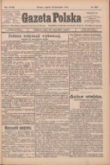 Gazeta Polska: codzienne pismo polsko-katolickie dla wszystkich stanów 1924.11.18 R.28 Nr267