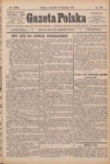 Gazeta Polska: codzienne pismo polsko-katolickie dla wszystkich stanów 1924.11.20 R.28 Nr269