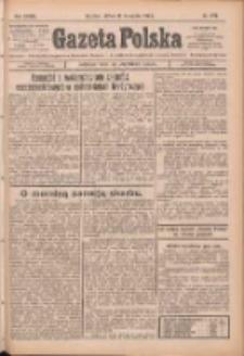 Gazeta Polska: codzienne pismo polsko-katolickie dla wszystkich stanów 1924.11.21 R.28 Nr270