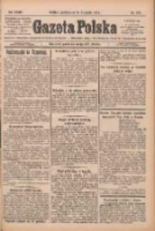 Gazeta Polska: codzienne pismo polsko-katolickie dla wszystkich stanów 1924.11.24 R.28 Nr272