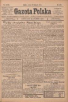 Gazeta Polska: codzienne pismo polsko-katolickie dla wszystkich stanów 1924.11.26 R.28 Nr274