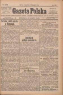 Gazeta Polska: codzienne pismo polsko-katolickie dla wszystkich stanów 1924.11.27 R.28 Nr275