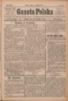 Gazeta Polska: codzienne pismo polsko-katolickie dla wszystkich stanów 1924.12.09 R.28 Nr284