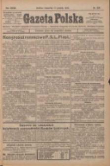 Gazeta Polska: codzienne pismo polsko-katolickie dla wszystkich stanów 1924.12.11 R.28 Nr286