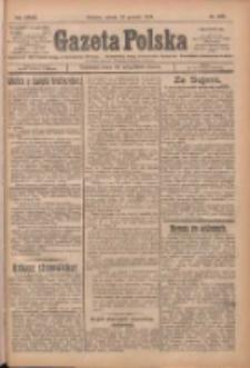 Gazeta Polska: codzienne pismo polsko-katolickie dla wszystkich stanów 1924.12.13 R.28 Nr288