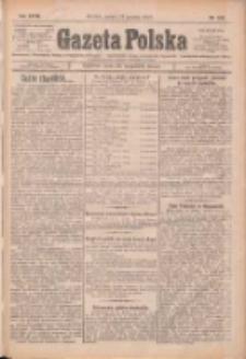 Gazeta Polska: codzienne pismo polsko-katolickie dla wszystkich stanów 1924.12.27 R.28 Nr298