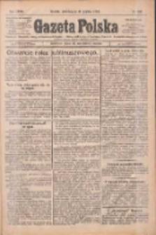 Gazeta Polska: codzienne pismo polsko-katolickie dla wszystkich stanów 1924.12.29 R.28 Nr299