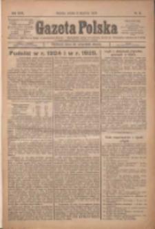 Gazeta Polska: codzienne pismo polsko-katolickie dla wszystkich stanów 1925.01.03 R.29 Nr2