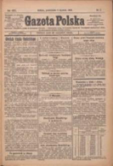Gazeta Polska: codzienne pismo polsko-katolickie dla wszystkich stanów 1925.01.05 R.29 Nr3