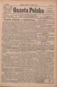 Gazeta Polska: codzienne pismo polsko-katolickie dla wszystkich stanów 1925.01.15 R.29 Nr11