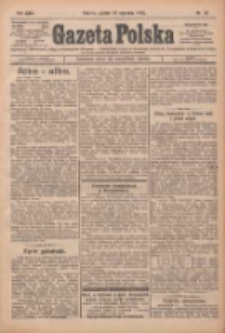 Gazeta Polska: codzienne pismo polsko-katolickie dla wszystkich stanów 1925.01.16 R.29 Nr12
