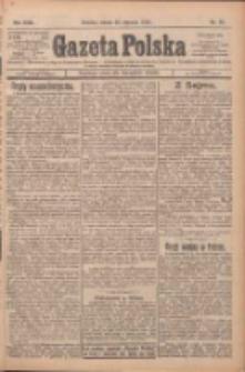 Gazeta Polska: codzienne pismo polsko-katolickie dla wszystkich stanów 1925.01.24 R.29 Nr19