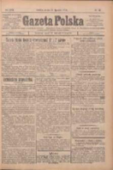 Gazeta Polska: codzienne pismo polsko-katolickie dla wszystkich stanów 1925.01.28 R.29 Nr22