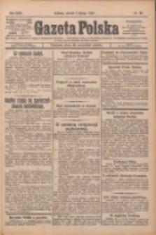 Gazeta Polska: codzienne pismo polsko-katolickie dla wszystkich stanów 1925.02.03 R.29 Nr26